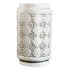 Lanterna de Cerâmica